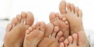 Ayaklarınız mı kokuyor? Çözümü çok basit...