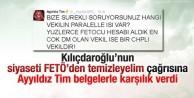Ayyıldız Tim CHP'nin FETÖ bağlantısını deşifre etti