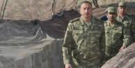 İlham Aliyev Azerbeycan cephelerinde!
