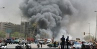 Bağdat'ta 3 ayrı patlama