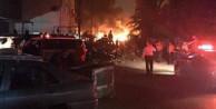 Bağdat'ta bombalı araçla saldırı: 7 ölü