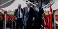 Bahçeli pankartı görünce Erdoğan'a seslendi