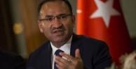 Bakan Bekir Bozdağ'dan kritik 'Gülen' açıklaması