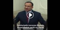 Bakan Bozdağ'dan CHP'lilere tarihi ayar!