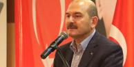 Bakan Süleyman Soylu: Eylemciler DHKP-C mensubu
