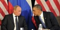 Obama Putin'i teselli etti