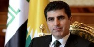 Barzani'den Erdoğan ve Davutoğlu'na teşekkür