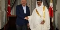Başbakan Binali Yıldırım, Bahreyn Kralı ile görüştü