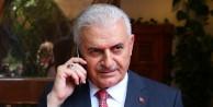 Başbakan Binali Yıldırım, Bakan Ala'dan bilgi aldı