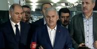 Başbakan Binali Yıldırım ölü sayısını açıkladı