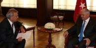 Başbakan Binali Yıldırım'dan Kocaoğlu'na ziyaret