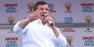 Başbakan Davutoğlu, Devlet'e ders verdi