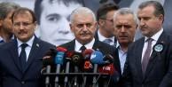 Başbakan Yıldırım Kılıçdaroğlu'na harekatı haber verdi