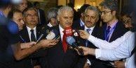 Başbakan Yıldırım: MHP ile ayrı partiyiz ama...
