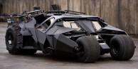 Batmobile Türkiye'ye geliyor!