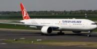 Batur Havalimanı'ndaki THY uçağı kalkamadı