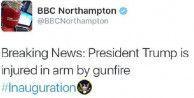BBC: Trump vuruldu
