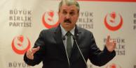 BBP Genel Başkanı Destici'den bedelli askerlik önerisi