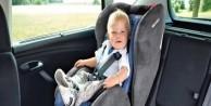 Aman dikkat! Bebeğinizi araba koltuğunda...