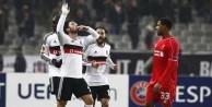 Beşiktaş destan yazdı!