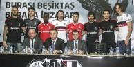 Beşiktaş'ta 8 imza birden!