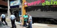 Beyoğlu'nda Çin lokantasına baskın