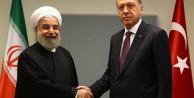 Cumhurbaşkanı Erdoğan'dan Ruhani'ye tebrik