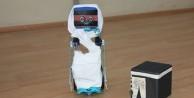 Bingöl'de öğrenciler 'Hacı Robot' tasarladı