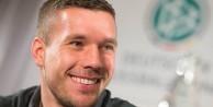 "Bizden biri ""Lukas Podolski"""