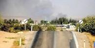 Suriye'den Türkiye'ye mermisi atıldı