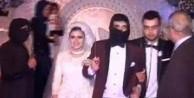 Bu da IŞİD konseptli düğün