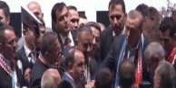 Bu kez Erdoğan korudu
