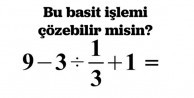 Bu matematik sorusunu kimse çözemiyor!
