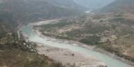 Bu nehir yüzünden savaş kapıda