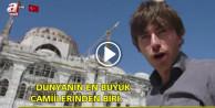 Çamlıca Camii BBC belgeselinde!