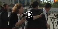 Can Dündar'a saldırı tiyatrosunun ilk görüntüleri