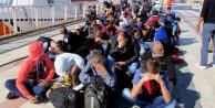 Çanakkale'de 41 yabancı uyruklu yakalandı