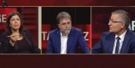Canlı yayında MHP-HDP gerginliği