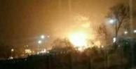 Çeçenistan'da büyük patlama