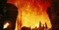 Cehennem ateşi nasıl bir ateştir? İşte o müthiş video...