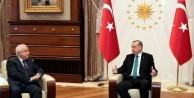 Çiçek'ten Erdoğan'a veda
