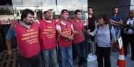 CHP'li belediyeye protesto
