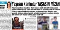 CHP'li belediyeden Peygambere Efendimize büyük saygısızlık