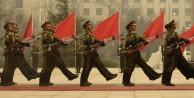 Çin askeri gücünü sınırları ötesine taşıyor