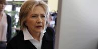 Clinton dehşete kapıldı