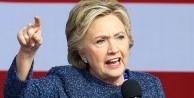 Clinton seçim yenilgisini FBI''ye yükledi