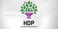Çorum'da HDP'lilere saldırı