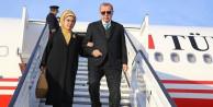 Cumhurbaşkanı Erdoğan, Belçika'da