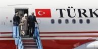 Cumhurbaşkanı Erdoğan Gaziantep'e gitti