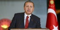 Cumhurbaşkanı Erdoğan helikopterle gitti